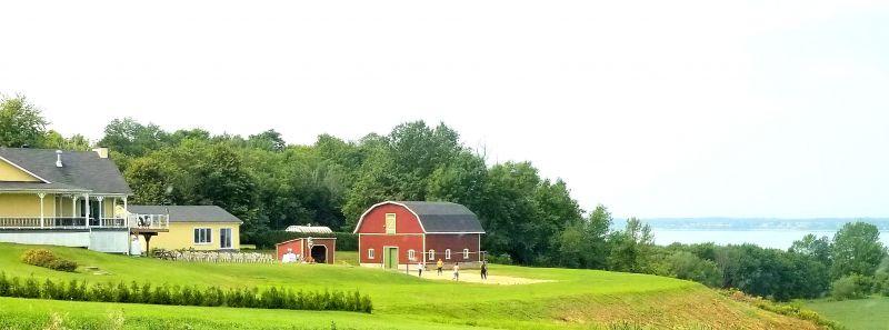 La Maison Du Ranch, Chaudière-Appalaches, lotbinière - Carte