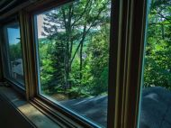 16 chemin Alpin - Vue depuis la chambre