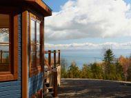 Chalet à louer Baie St-Paul - La Maison Bleue D'alexandre