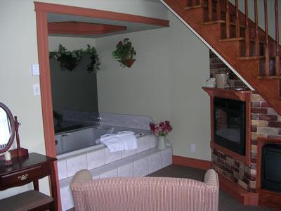 Motel avec bain tourbillon laurentides for Chambre avec bain tourbillon montreal