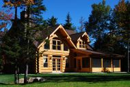 Fiddler Lake Resort: Chalet De L'ours - Saint-Sauveur