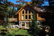 Fiddler Lake Resort: Chalet Du Cerf - Saint-Sauveur