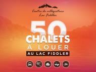 Chalet à louer Saint-Sauveur - Fiddler Lake Resort: Chalet De L'orignal