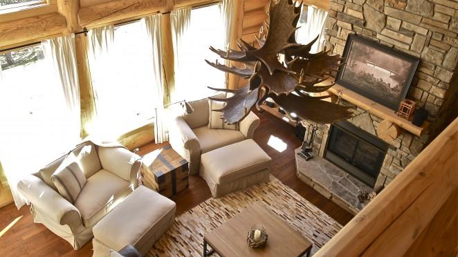 chalets louer condos louer chalets de vacances. Black Bedroom Furniture Sets. Home Design Ideas