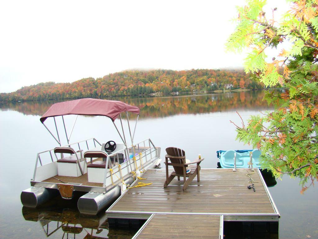 Chalet Chez Michel Sur Le Lac Chalet Louer Cantons De