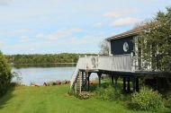 Chalet à louer Windsor - La Charpente Du Lac