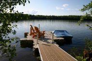 Chalet à louer Cleveland - Au Lac Spooner Pond