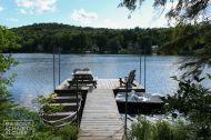 Chalet à louer Racine - La Perchée Du Lac