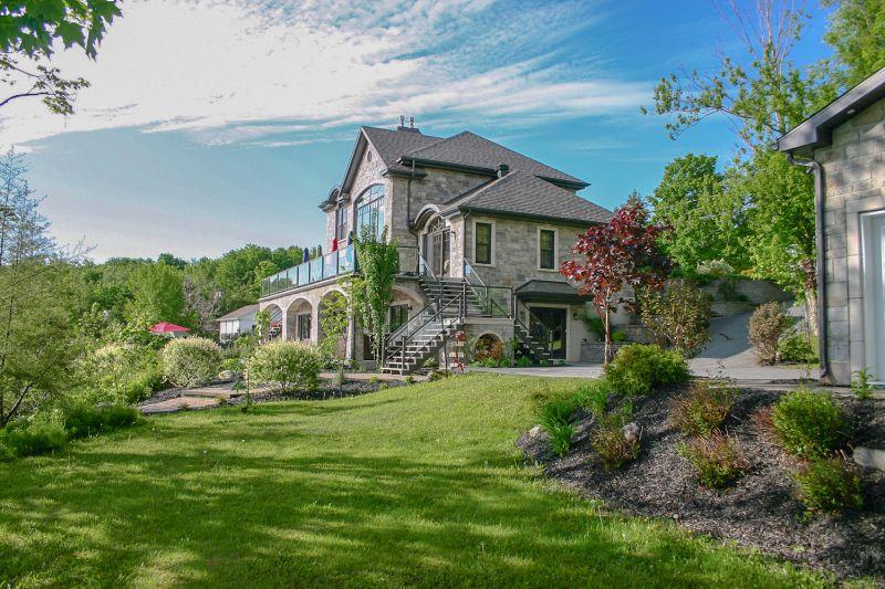 Chalet à louer Windsor - La Maison Pierre-auguste