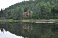 Chalet � louer Wentworth-Nord - Chalets Bois Rond #608