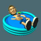 Avec piscine