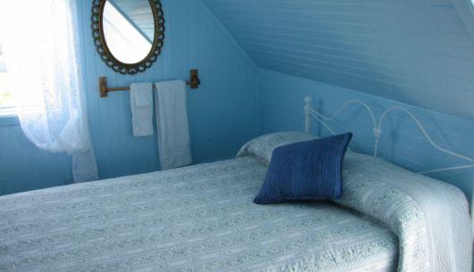 Deuxième chambre, lit 3/4 (48 pouces)