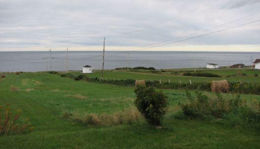 Vue sur le golfe St-Laurent