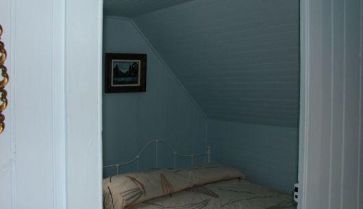 Troisième chambre vu de la deuxième