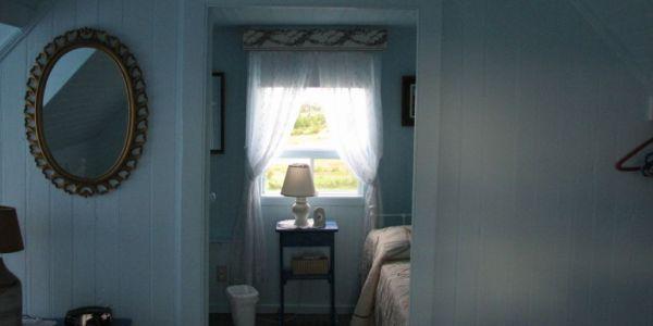 Troisième chambre vu de la seconde