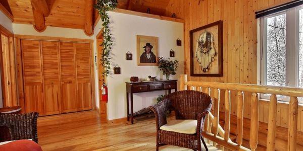 Deuxième étage - Chalet Ours Blanc