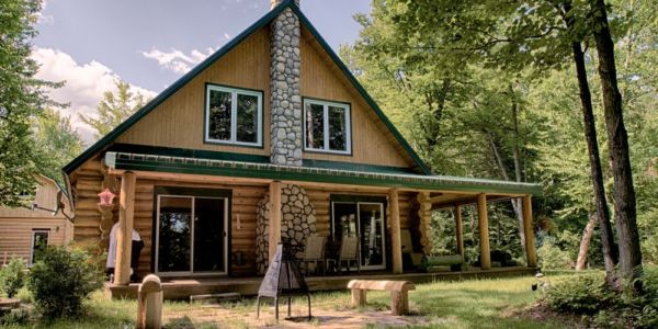 Chalet Ours Blanc