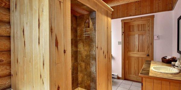 Salle de bain - Chalet Ours Blanc