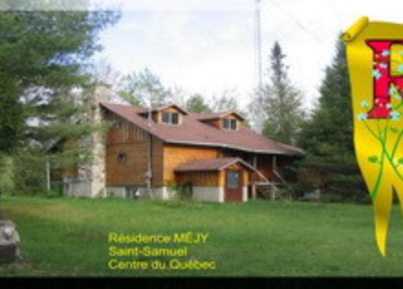 Chalet À louer Centre-du-Québec