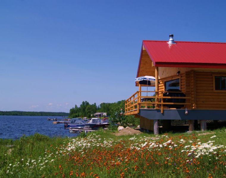 Chalet À louer Abitibi-Témiscamingue