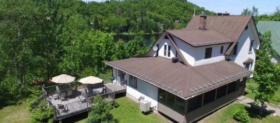 Chalet à louer Les Villas Du Lac St-François-Xavier - Villa #3