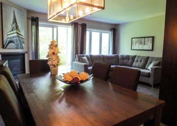 Voir plus de photos et informations pour Condo à louer Région-de-Québec