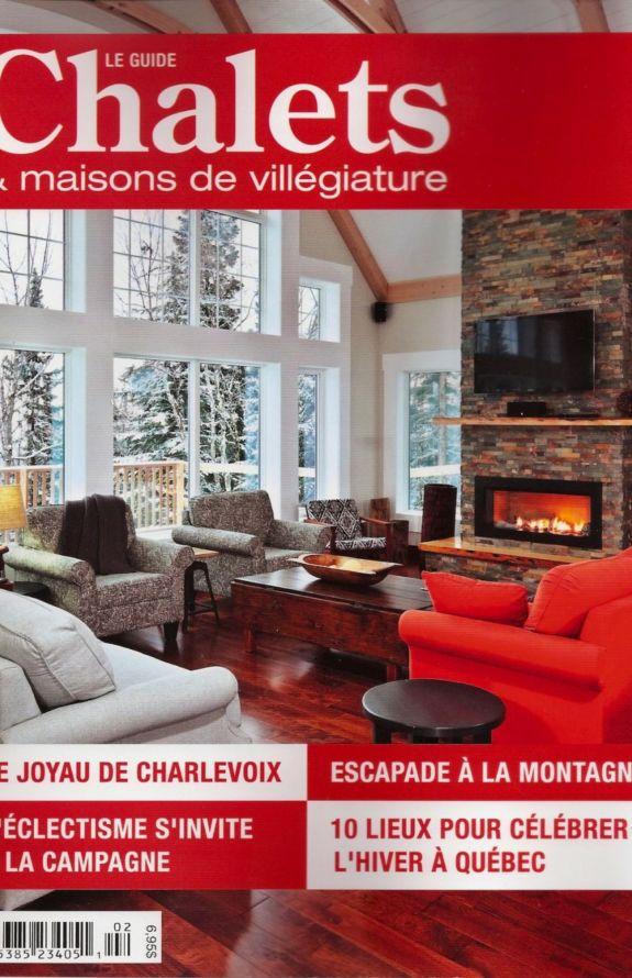 Villa Baron Chalet Charlevoix Québec - Citq#252383 -