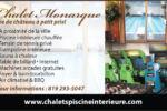 Chalet à louer Chalet Monarque