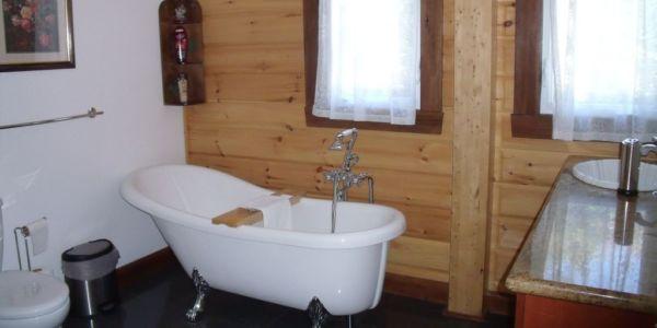Chambre de bain des maîtres