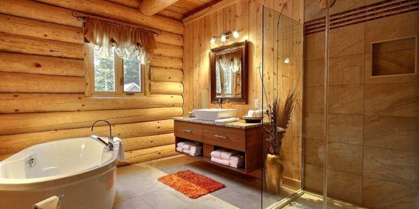Salle de bain - Chalet Aigle Royal