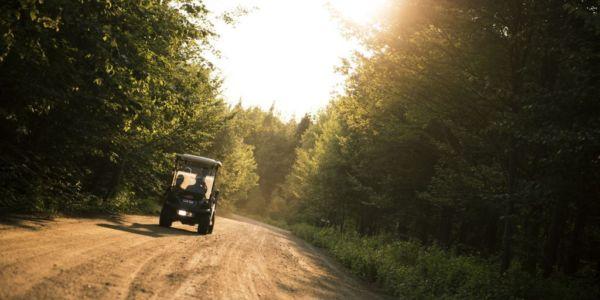 Location de voiturette de golf - Au Chalet en Bois Rond