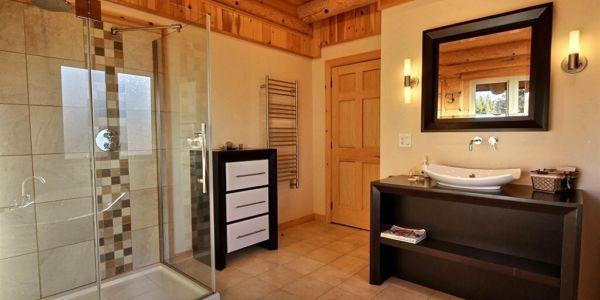 Salle de bain - Chalet Marmottes