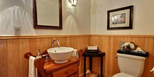 Salle d'eau - Chalet Wapitik
