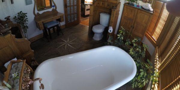 Salle de bain rez-de-chaussée