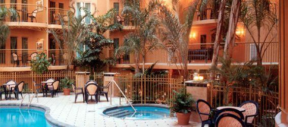 Chalet à louer L'hôtel Palace Royal