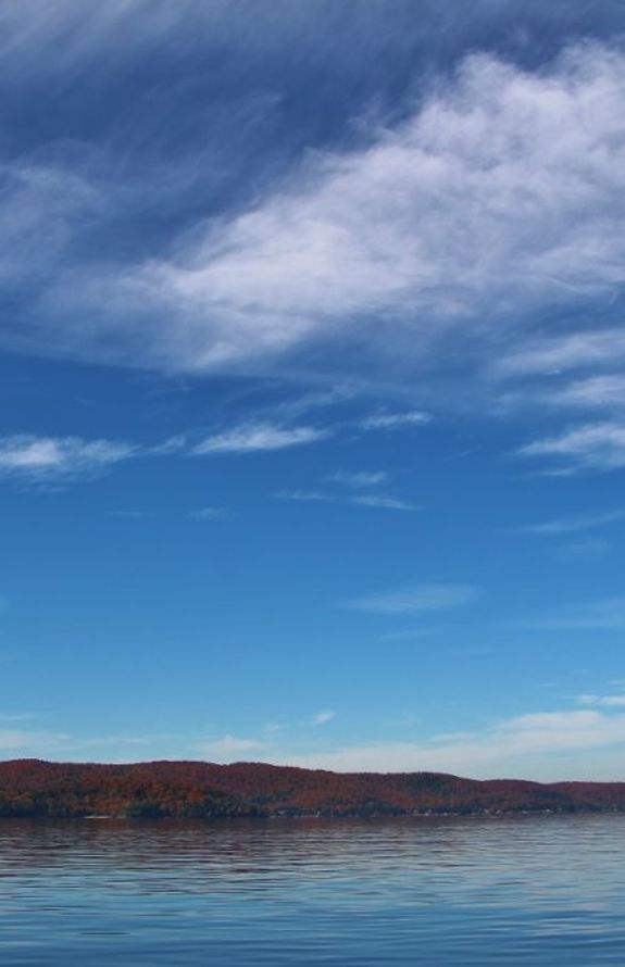 Chalet Movendo - Lac simon en automne