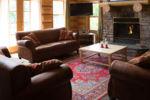 Chalet à louer Fiddler Lake Resort: Chalet 50 Chalets Salon