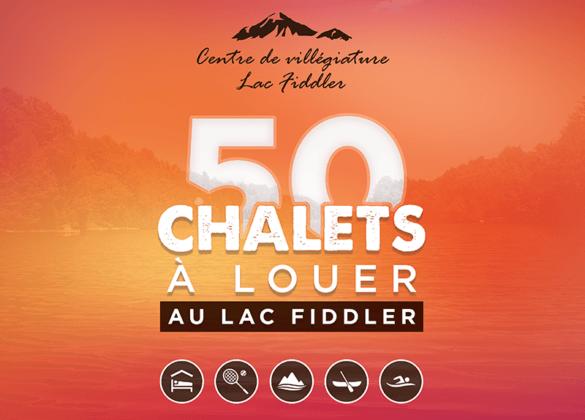 Chalet À louer Laurentides