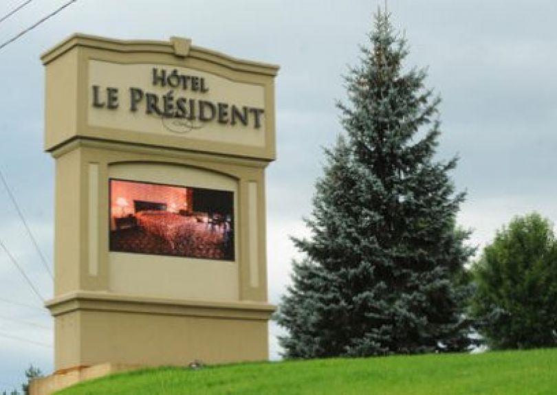 Hôtel / Motel À louer Cantons-de-l'Est / Estrie