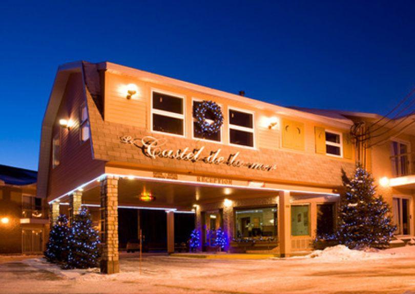 Hôtel / Motel À louer Charlevoix