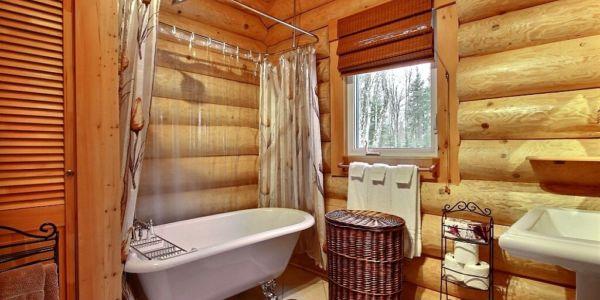 Salle de bain - Chalet Renard