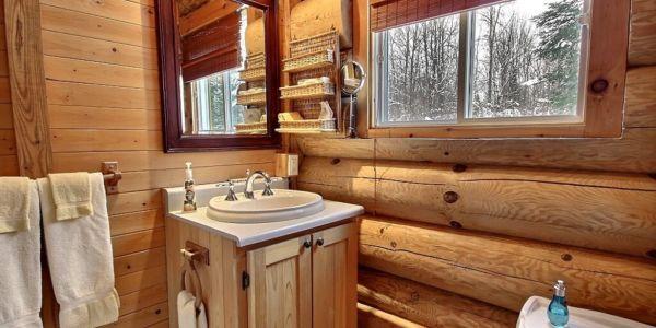 Salle de bain - Chalet Lynx