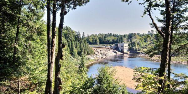 Rivière Sainte-Anne - Chalet Aigle Noir