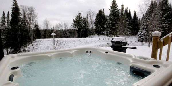 Spa - Chalet Grand-Pic