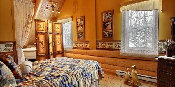 Chambre - Chalet Grand-Pic