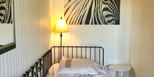 Suite king, section lit simple