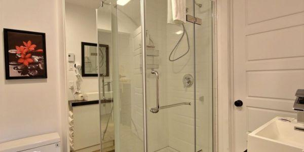 Salle de bain - Chalet Calumet
