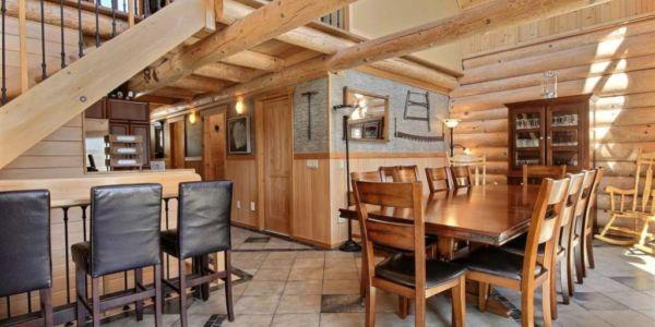Salle à manger - Chalet Forestier