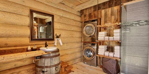 Salle de bain - Chalet Légende