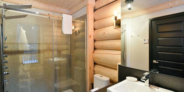Salle de bain - Chalet Panache